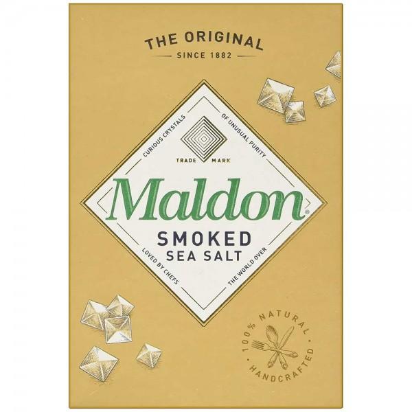 Maldon Sea Salt Flakes smoked