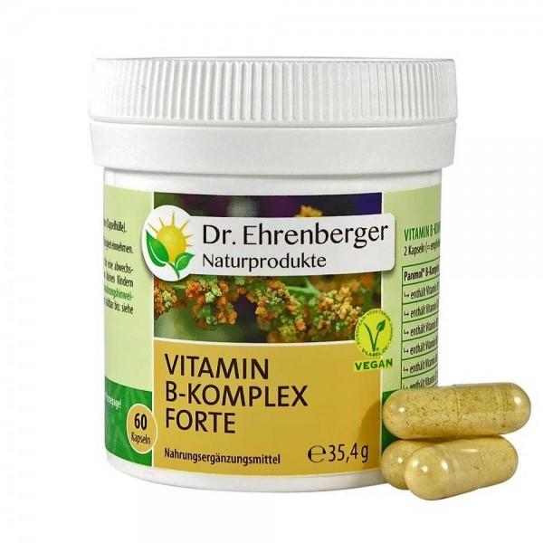 Dr. Ehrenberger Vitamin B-Komplex forte Kapseln