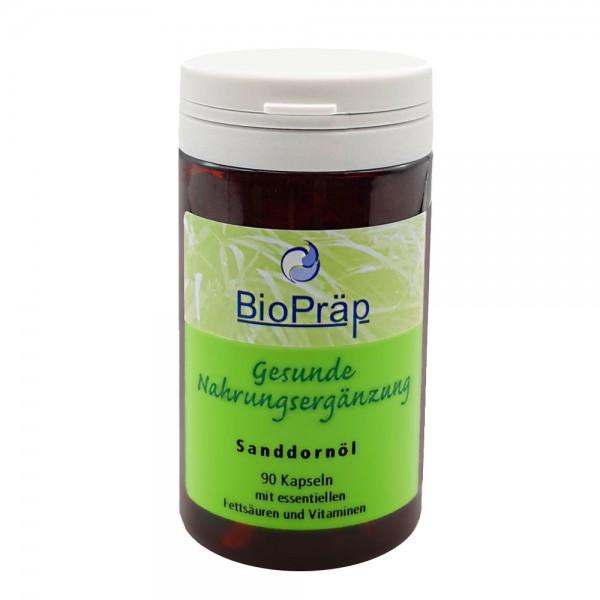 BioPräp Sanddornöl Kapseln
