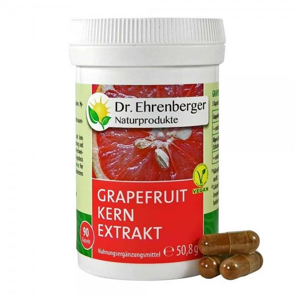 Dr. Ehrenberger Grapefruit Kern Extrakt Kapseln