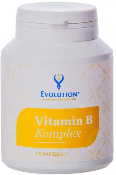 Evolution Vitamin B Komplex Kapseln