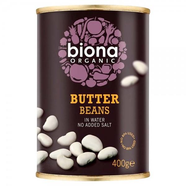 Biona Bio Butter Bohnen