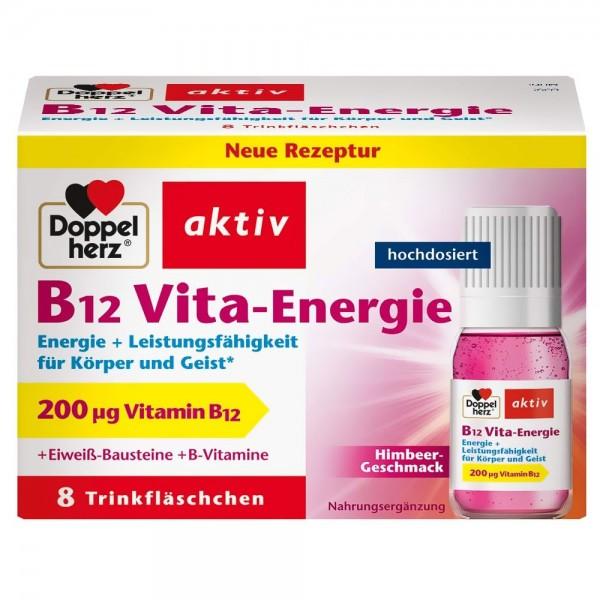 Doppelherz B12 Vita-Energie 200mcg Trinkampullen
