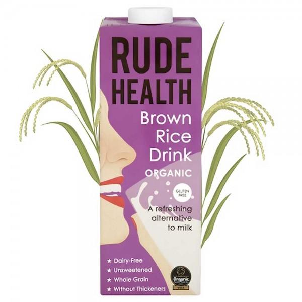 Rude Health Bio Vollkorn Reis Drink