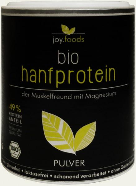 joy.foods Bio Hanf Protein