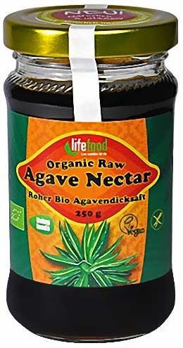 Lifefood Bio Agaven Dicksaft dunkel