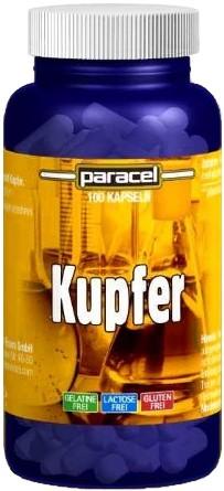 Paracel Kupfer Kapseln