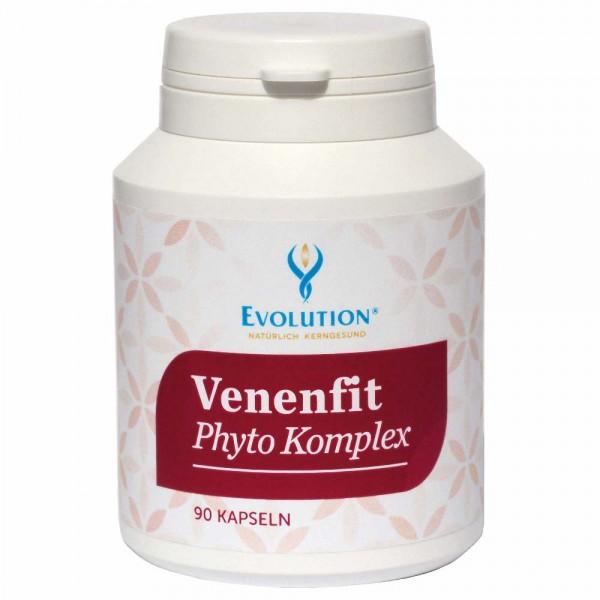 Evolution Venenfit Phyto Komplex Kapseln