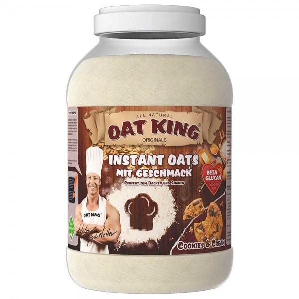 OAT KING Instant Oats Cookies & Cream