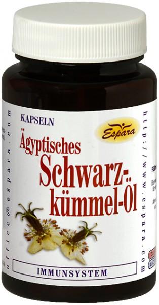 Espara Schwarzkümmelöl Kapseln
