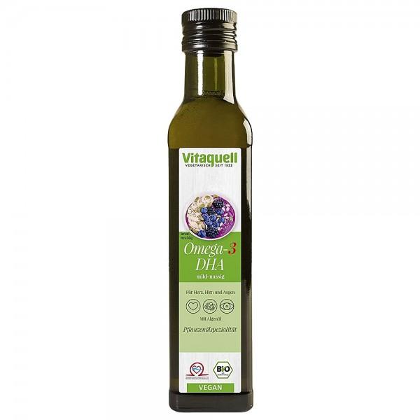 Vitaquell Bio Omega-3 DHA Öl