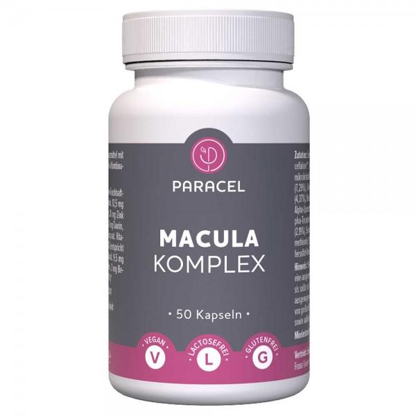 Paracel Macula Komplex Kapseln