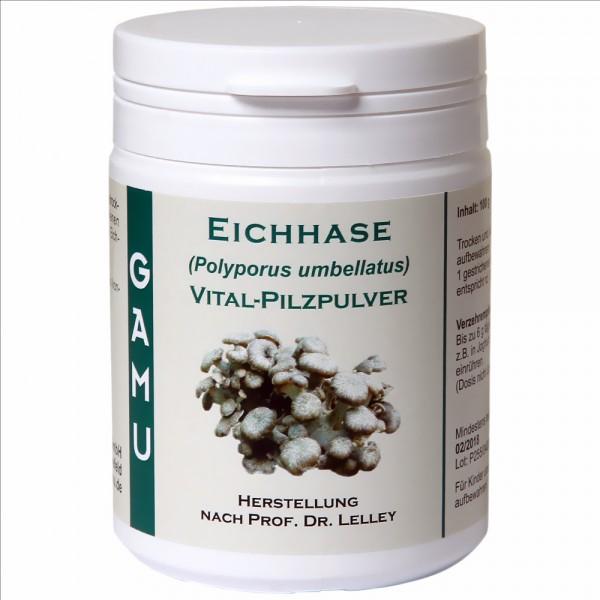 GAMU Eichhase Bio Vital-Pilzpulver