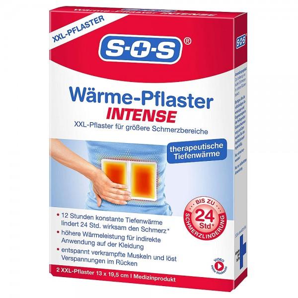 SOS Wärme-Pflaster Intense