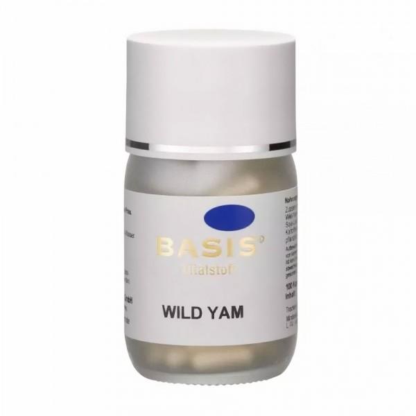 Basis Wild Yam Kapseln