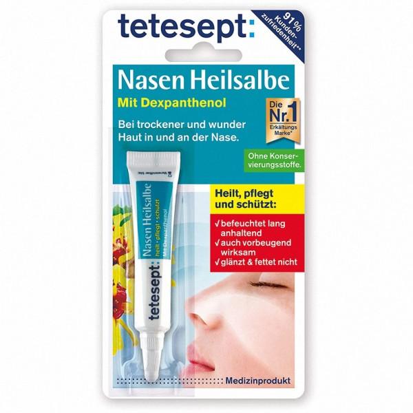tetesept Nasen Heilsalbe mit Dexpanthenol