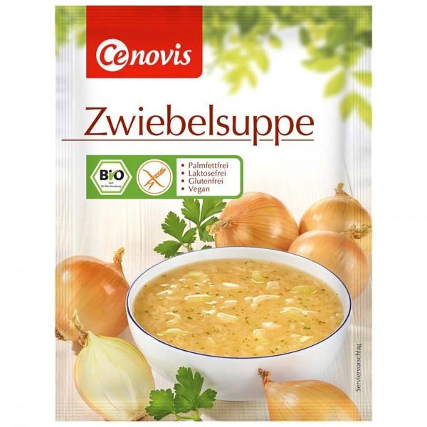 Cenovis Bio Zwiebel Suppe