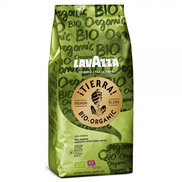 Lavazza Tierra Bio Organic ganze Bohne