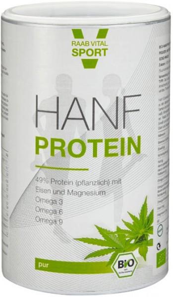 Raab Bio Hanf Protein Pulver