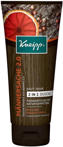 Kneipp Aroma Pflegedusche Männersache 2.0