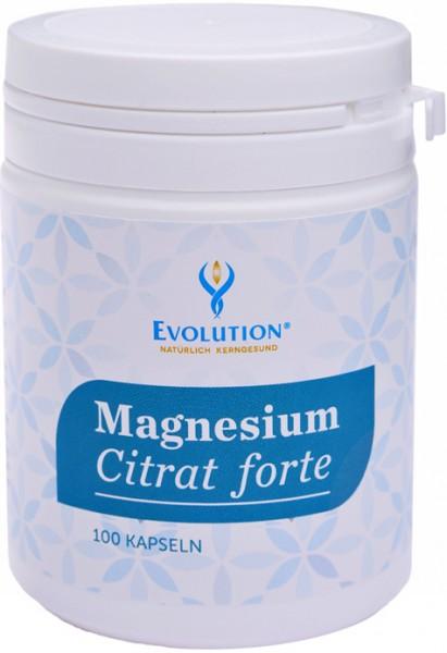 Evolution Magnesium Citrat forte Kapseln