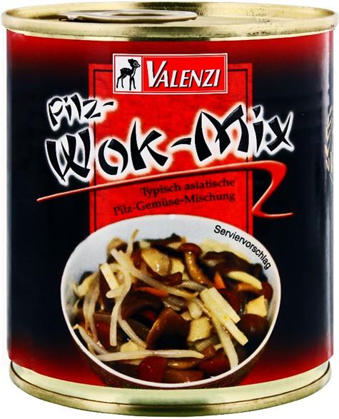 Valenzi Pilz Wok-Mix