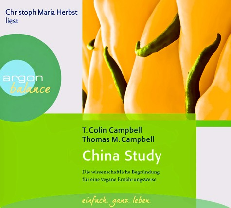 China Study (Hörbuch, 3 CD's)
