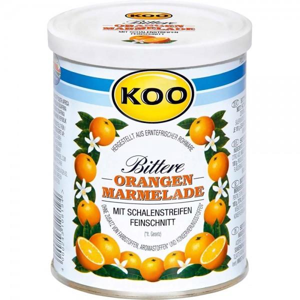 Koo Bittere Orangen Marmelade