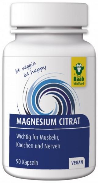 Raab Magnesium Citrat Kapseln