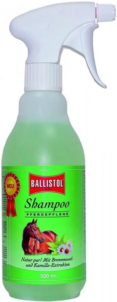 Ballistol Pferdeshampoo Brennessel-Kamille
