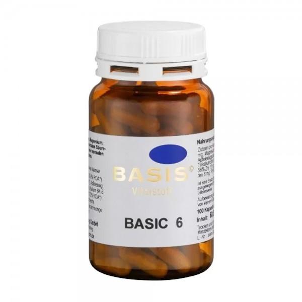 Basis Basic 6 Kapseln