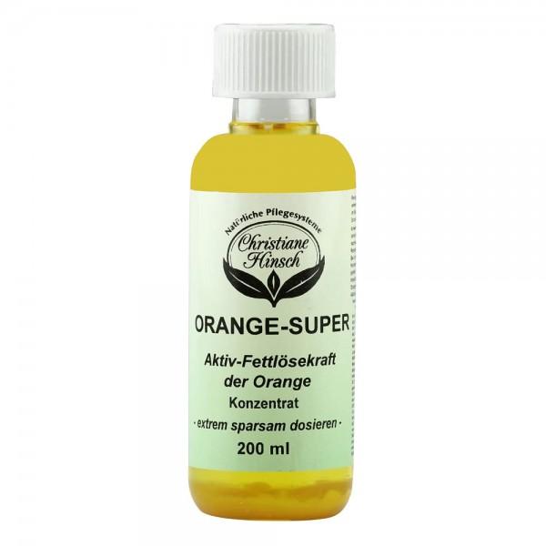 Christiane Hinsch Orange Super Reiniger