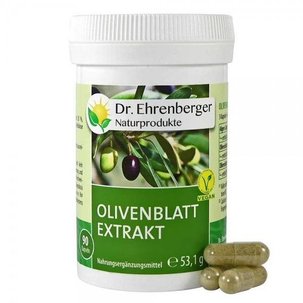 Dr. Ehrenberger Olivenblatt Extrakt Kapseln