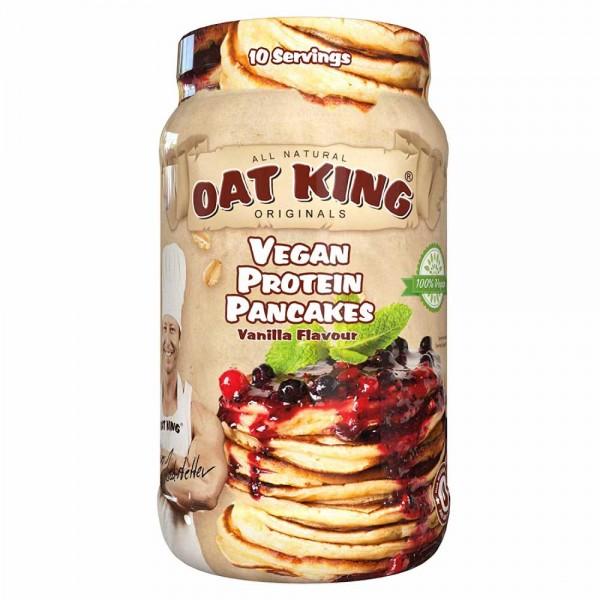 OAT KING Vegane Protein Pancakes