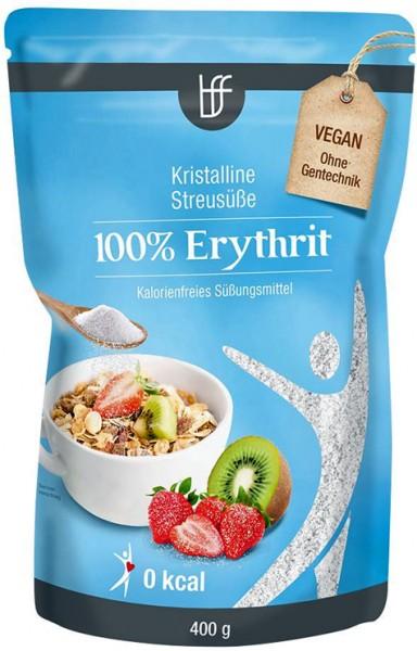 BFF 100% Erythrit Kristalline Streusüße